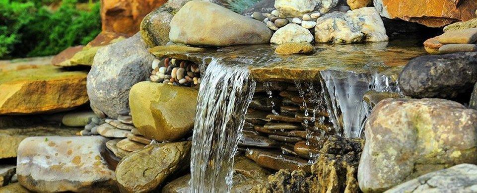 jardin-japonais-fontaine - Espace Vert Bernard